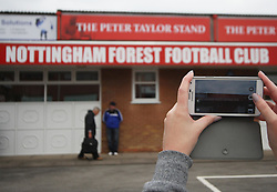 General view of the newly renamed Peter Taylor stand at Nottingham Forest - Mandatory byline: Jack Phillips / JMP - 07966386802 - 3/10/2015 - FOOTBALL - The City Ground - Nottingham, Nottinghamshire - Nottingham Forest v Hull City - Sky Bet Championship