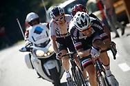 Geraint Thomas (GBR - Team Sky) during the 105th Tour de France 2018, Stage 11, Alberville - La Rosiere Espace Bernardo (108,5 km) on July 18th, 2018 - Photo Luca Bettini / BettiniPhoto / ProSportsImages / DPPI