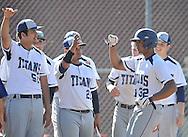 Lorain Titans at Avon Lake Shoremen varsity baseball on May 16, 2013 at Avon Lake High..© David Richard