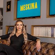 NL/Amsterdam/20210302 - Persdag Meskina, Daria Bukvic