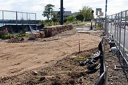 Boathouse at Canal Dock Phase II | State Project #92-570/92-674 Construction Progress Photo Documentation No. 15 on 22 September 2017. Image No. 03