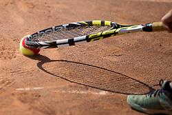 Tenis fest during ATP Challenger Zavarovalnica Sava Slovenia Open 2017, on August 5, 2017 in Sports centre, Portoroz/Portorose, Slovenia. Photo by Urban Urbanc / Sportida