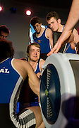 Bayswater, London, Imperial College, competing during the Snowdon Rowing Challenge, on Friday   05/03/2010  at the Porchester Hall London GREAT BRITAIN.  [Mandatory Credit. Peter Spurrier/Intersport Images]