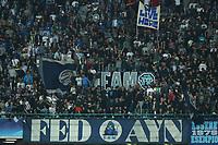 Tifosi del Napoli, fans, supporters <br /> Napoli 26-09-2017 Stadio San Paolo<br /> Football Calcio UEFA Champions League 2017/2018<br /> Napoli - Feyenoord<br /> Group F<br /> Foto Cesare Purini / Insidefoto