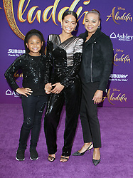 """Premiere Of Disney's """"Aladdin"""" at El Capitan Theatre in Hollywood, California on 5/21/19. 21 May 2019 Pictured: Christina Milian. Photo credit: River / MEGA TheMegaAgency.com +1 888 505 6342"""