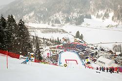 Forerunner during 2nd run of Men's Slalom race of FIS Alpine Ski World Cup 57th Vitranc Cup 2018, on March 4, 2018 in Podkoren, Kranjska Gora, Slovenia. Photo by Ziga Zupan / Sportida