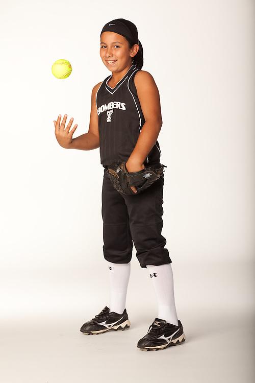 Michelle Iparraguirre, San Antonio, TX 10-28-09. Photograph ©  2009 Darren Carroll