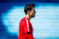 June 5, 2018 - Oslo, NORWAY - 180605 Goalkeeper Rune Almenning Jarstein of Norway during a training session on June 5, 2018 in Oslo..Photo: Jon Olav Nesvold / BILDBYRÃ…N / kod JE / 160267 (Credit Image: © Jon Olav Nesvold/Bildbyran via ZUMA Press)