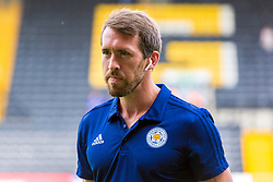 Christian Fuchs of Leicester City - Mandatory by-line: Ryan Crockett/JMP - 21/07/2018 - FOOTBALL - Meadow Lane - Nottingham, England - Notts County v Leicester City - Pre-season friendly