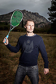 Gregory Gaultier - Squash Player