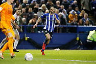 Sheffield Wednesday midfielder George Boyd (21)  during the EFL Sky Bet Championship match between Sheffield Wednesday and Sheffield United at Hillsborough, Sheffield, England on 4 March 2019.