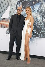 'Fast & Furious Presents: Hobbs & Shaw' World Premiere - Red Carpet 07-13-2019