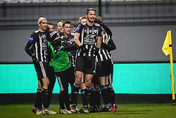 during football match between NS Mura and Koper in 14th Round of Prva liga Telekom Slovenije 2020/21, on November 28, 2020 in Fazanerija, Murska Sobota, Slovenia. Photo by Blaz Weindorfer / Sportida