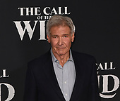 """World Premiere """"The Call of the Wild"""" Red Carpet Arrivals 02/13/2020"""