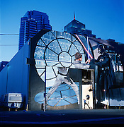 Fox Sound Stage in Studio City, Los Angeles.