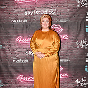 Jayde Adams attended the Red Carpet Funny Women Awards at the Bloomsbury Theatre, London on 23rd September 2021.