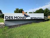 News-Des Moines International Airport Views-Jul 26, 2019