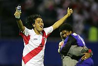 Fotball<br /> VM U17<br /> Foto: imago/Digitalsport<br /> NORWAY ONLY<br /> <br /> 29.08.2007 <br /> Peru<br /> <br /> Antony Molina (Peru U17)