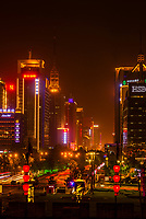Xi'an is a large city and capital of Shaanxi Province in central China. It marks the Silk Road's eastern end and was home to the Zhou, Qin, Han and Tang dynasties' ruling houses.