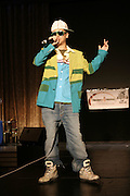 Indashio at the South Pole Fashion show during ' The Stay in School Concert ' facilated by Entertainers for Education held at The Manhattan Center on October 28, 2008 in New York City