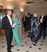 LADY MYNERS, FRANCES OSBORNE, 2019 Royal Academy Annual dinner, Piccadilly, London.  3 June 2019
