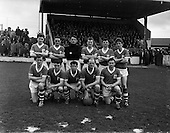 1961 - F.A.I. Cup 2nd round: Shamrock Rovers v Waterford