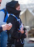 Brandenburg. GERMANY. Natalie PHILLIPS, FISA Event's Manager,<br /> 2016 European Rowing Championships at the Regattastrecke Beetzsee<br /> <br /> Sunday  08/05/2016<br /> <br /> [Mandatory Credit; Peter SPURRIER/Intersport-images]