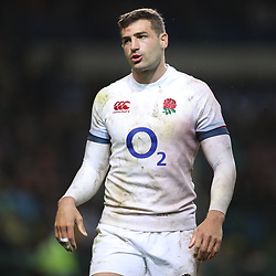 Jonny May of England during the 2018 Castle Lager Incoming Series 3rd Test match between South Africa and England at Newlands Rugby Stadium,Cape Town,South Africa. 23,06,2018 Photo by (Steve Haag JMP)