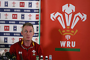 090217 Wales rugby team announcement