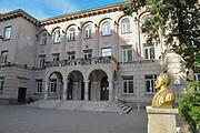 Public School in Batumi, Georgia