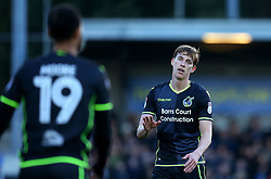 Joe Partington of Bristol Rovers cuts a frustrated figure - Mandatory by-line: Robbie Stephenson/JMP - 17/02/2018 - FOOTBALL - Cherry Red Records Stadium - Kingston upon Thames, England - AFC Wimbledon v Bristol Rovers - Sky Bet League One