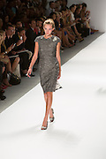 Gray dress. By Zang Toi, shown at his Spring 20132 Fashion Week show in New York.