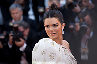 Kendall Jenner at the 120 Beats per Minute (120 Battements Par Minute) gala screening,  at the 70th Cannes Film Festival Saturday 20th May 2017, Cannes, France. Photo credit: Doreen Kennedy