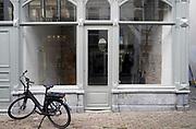 Nederland, Nijmegen, 18-1-2020 Winkelruimte te huur in een winkelstraat in de binnenstad van deze stad in Gelderland . Foto: Flip Franssen.
