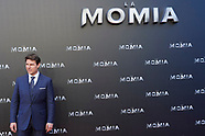052917 Tom Cruise. The Mummy' film Madrid Premiere