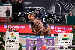 Dreher Hans Dieter, GER, Prinz<br /> Leipzig - Partner Pferd 2019<br /> © Hippo Foto - Stefan Lafrentz