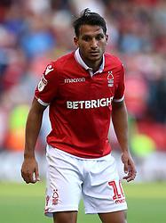 Nottingham Forest's Joao Carvalho