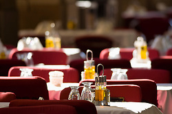 Restaurant table chairs Placa Reial Plaza Real