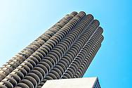 Marina City. Chicago, Illinois
