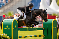 Guery Jerome, BEL, Kel'Star Du Vingt Ponts<br /> CHIO Aachen 2019<br /> Weltfest des Pferdesports<br /> © Hippo Foto - Stefan Lafrentz<br /> Guery Jerome, BEL, Kel'Star Du Vingt Ponts