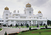 Istana Iskandariah, the palace where reigning head of state resides, Malaysia.