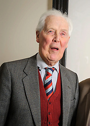 © Licensed to London News Pictures. 05/02/2014 London, UK.  General Sir Hugh Beach at The Military Services Club, Marble Arch. Sir Hugh Beach has revealed he was interviewed by police but not as a suspect in the alleged VIP paedophile ring. Photo credit: Simon Jacobs/LNP