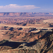 View from Islands in the Sky, Canyonlands National Park, Utah