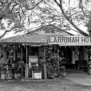 Larrimah Hotel, The Stuart Highway, Northern Territory, Australia, Oceania