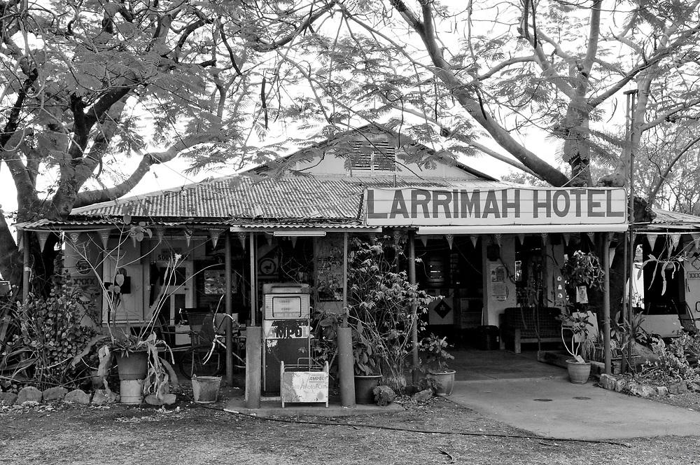 Larrimah Hotel, The Stuart Highway, Northern Territory, Australia, Oceania
