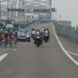 Sportfoto archief 2000-2005<br />2005 <br /> NK wielrennen vrouwen weg Rotterdam