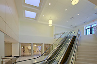 Interior photography of the Library and Conference Center of the Pentagon in Arlington VA
