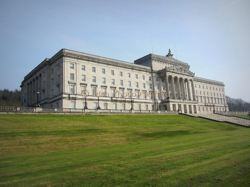 Parliament Buildings, Stormont Estate. Belfast City – 1932,