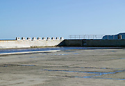Empty Swimming Pool, East Coast Australia