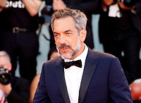 Venice, Italy, 31st August 2019, director Todd Phillips at the gala screening of the film Joker at the 76th Venice Film Festival, Sala Grande. Credit: Doreen Kennedy